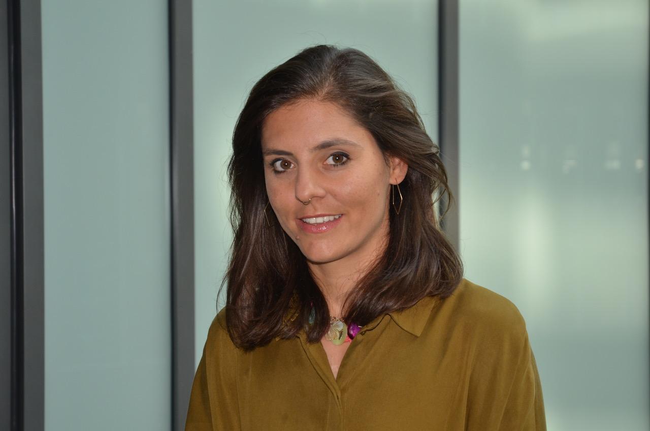Dr. Stephanie Grubenmann.