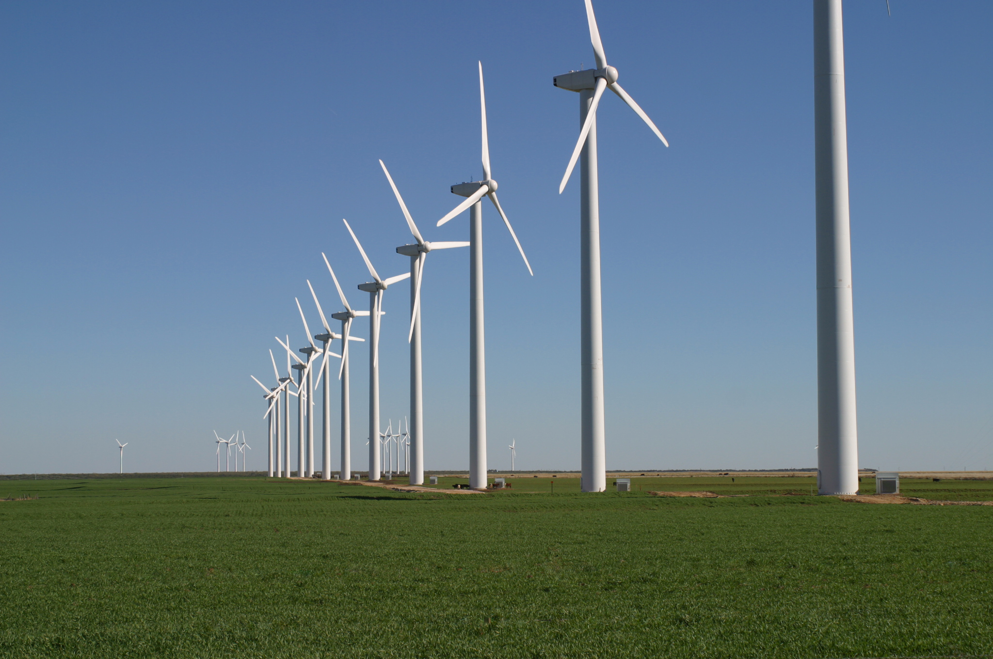 Image/ Green Mountain Wind Farm