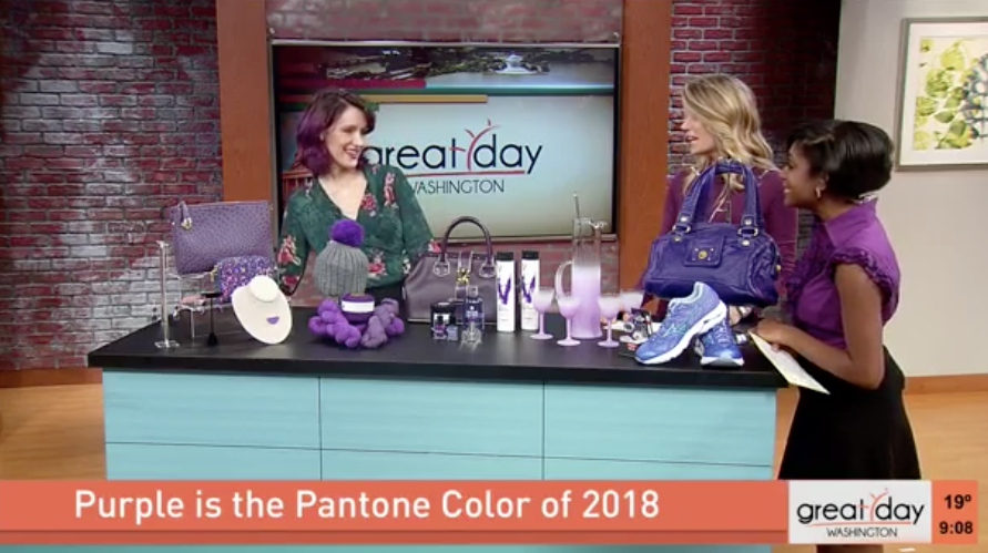click the Image to see Maria Elizabeth on Great Day Washington!
