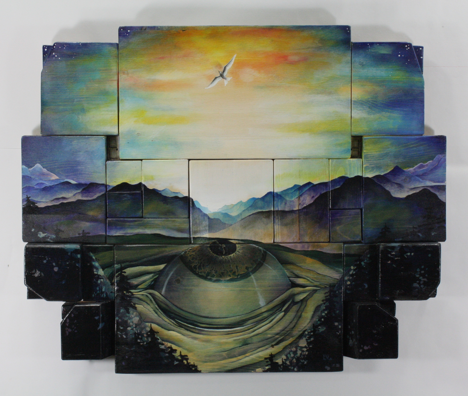 Currents of the Universal Being - 201526