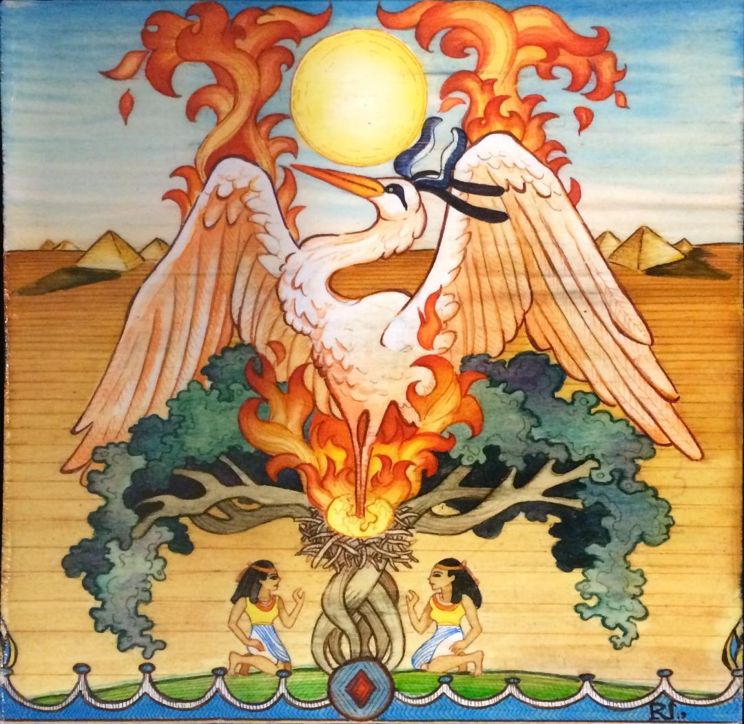 Bennu: the original Phoenix
