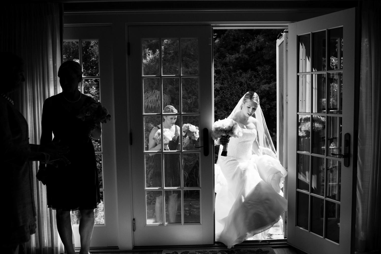 Hadley on her Wedding day,  Myopia Hunt Club , South Hamilton, Ma