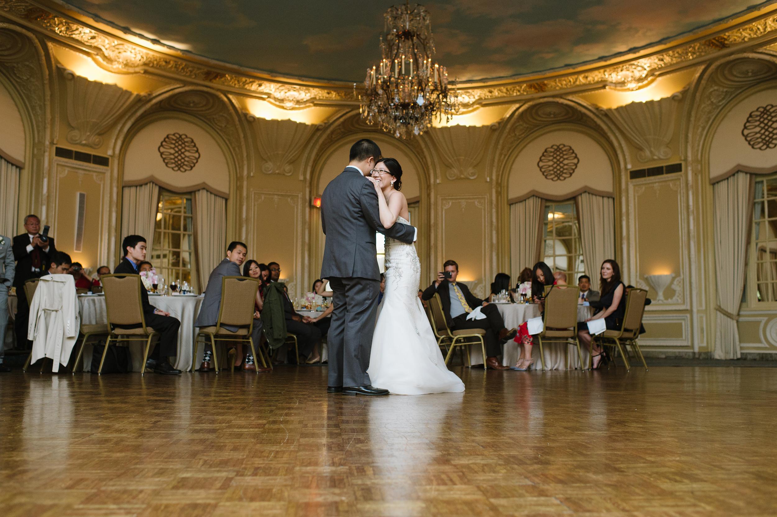 JOSEPHINE + KEVIN FAIRMONT PLAZA WEDDING, BOSTON