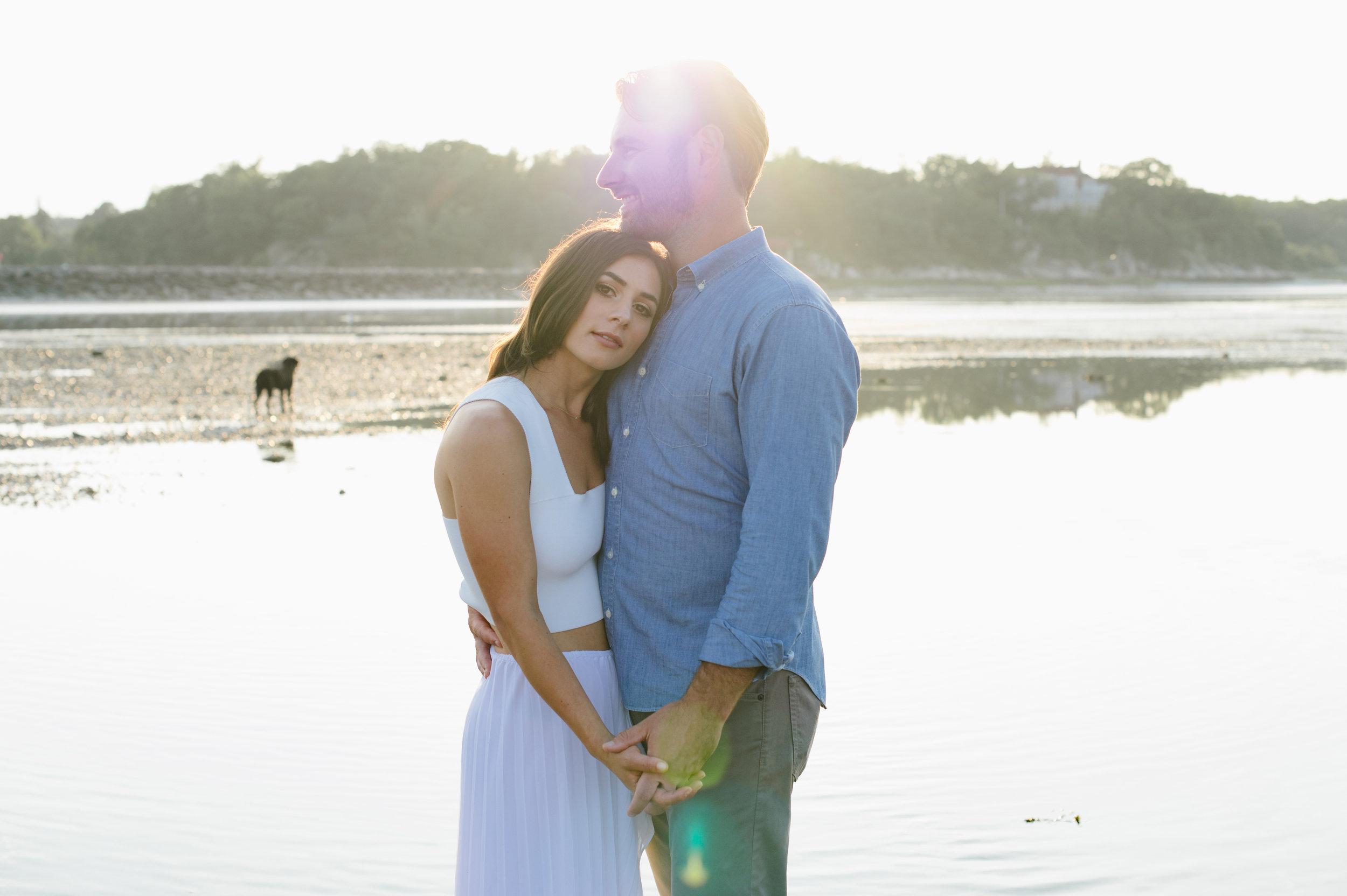 Andrea + EVAn, COHASSET