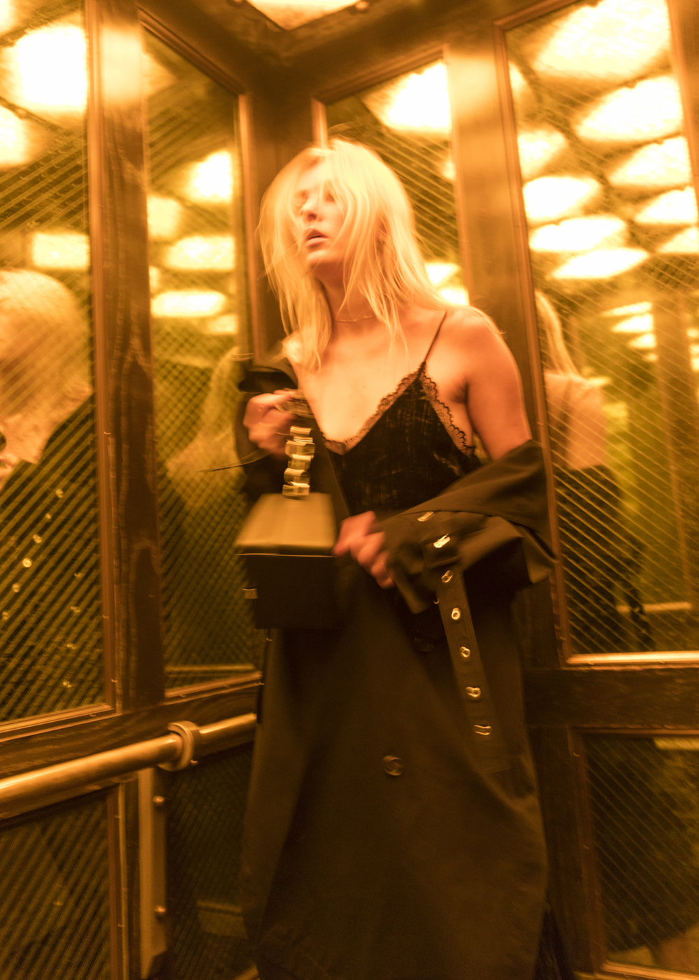CAMILLE CHARRIERE     The Bowery hotel
