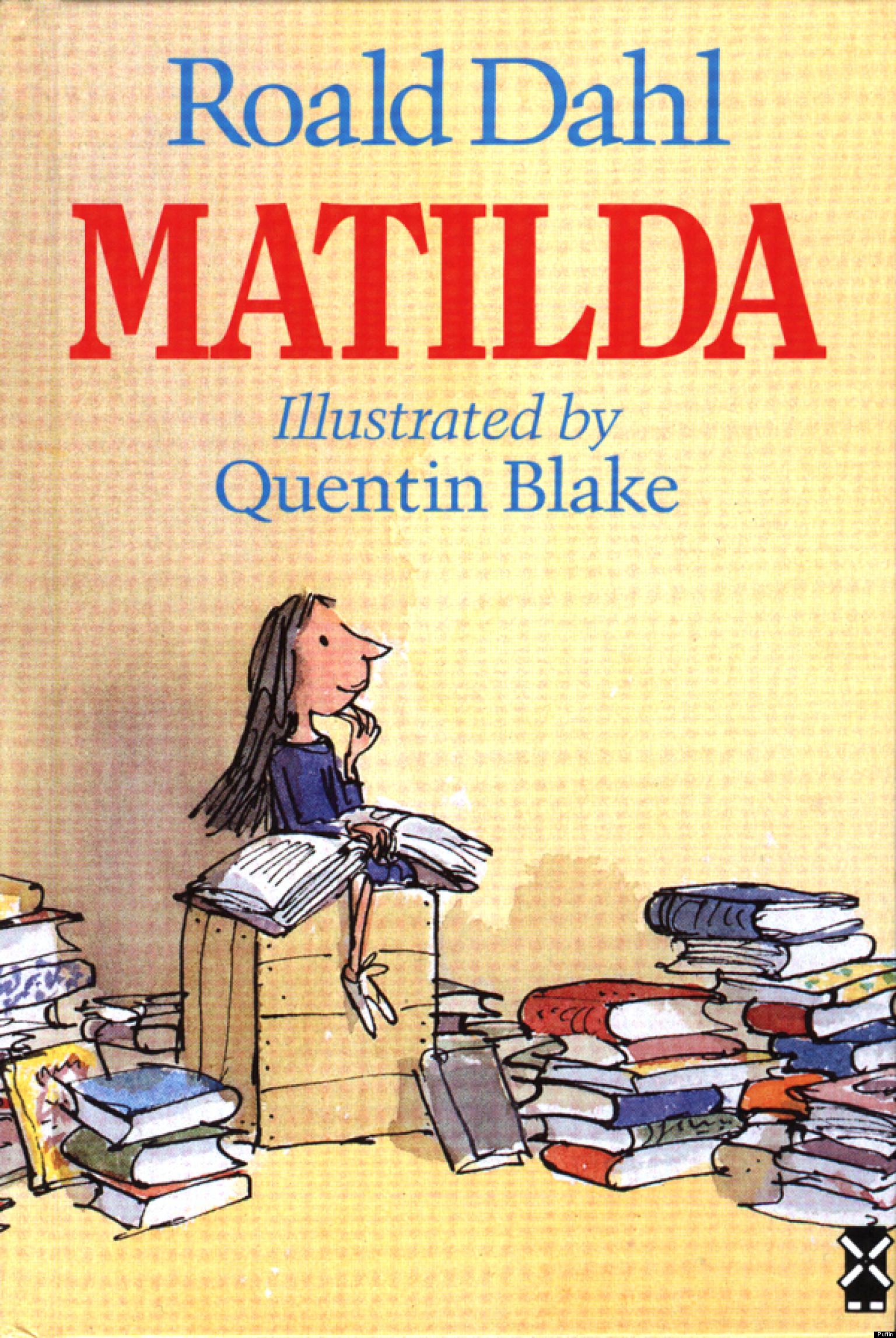 Matilda in OUtlooK-12 Magazine