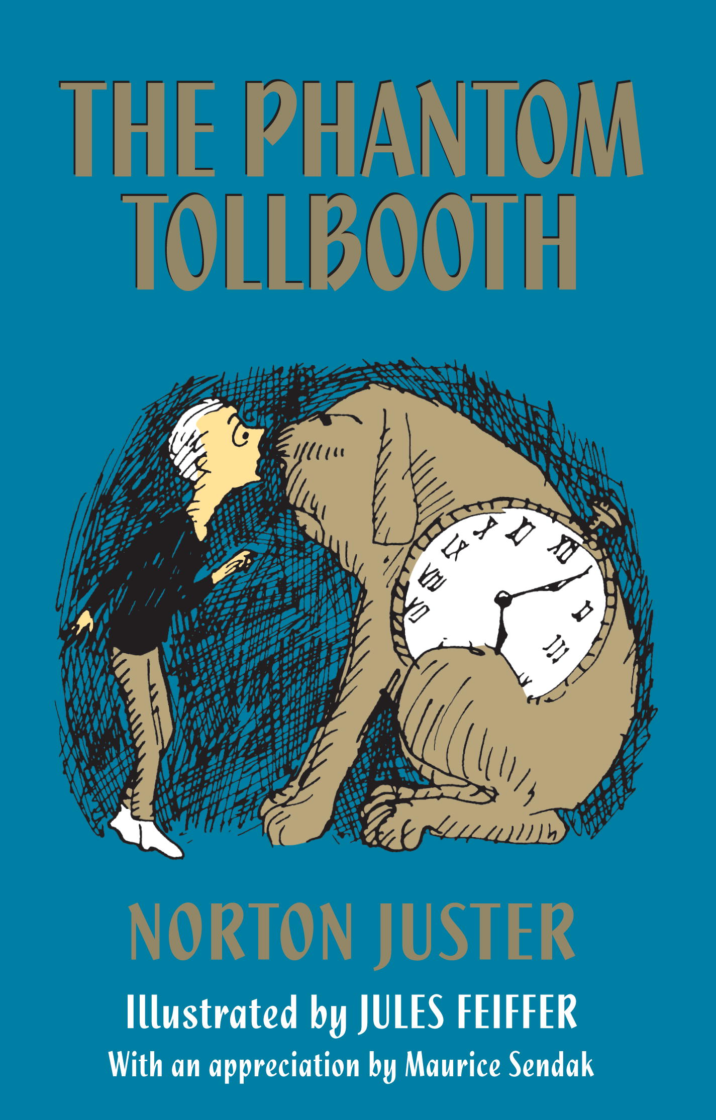 The phantom tollbooth in OytlooK-12 Magazine