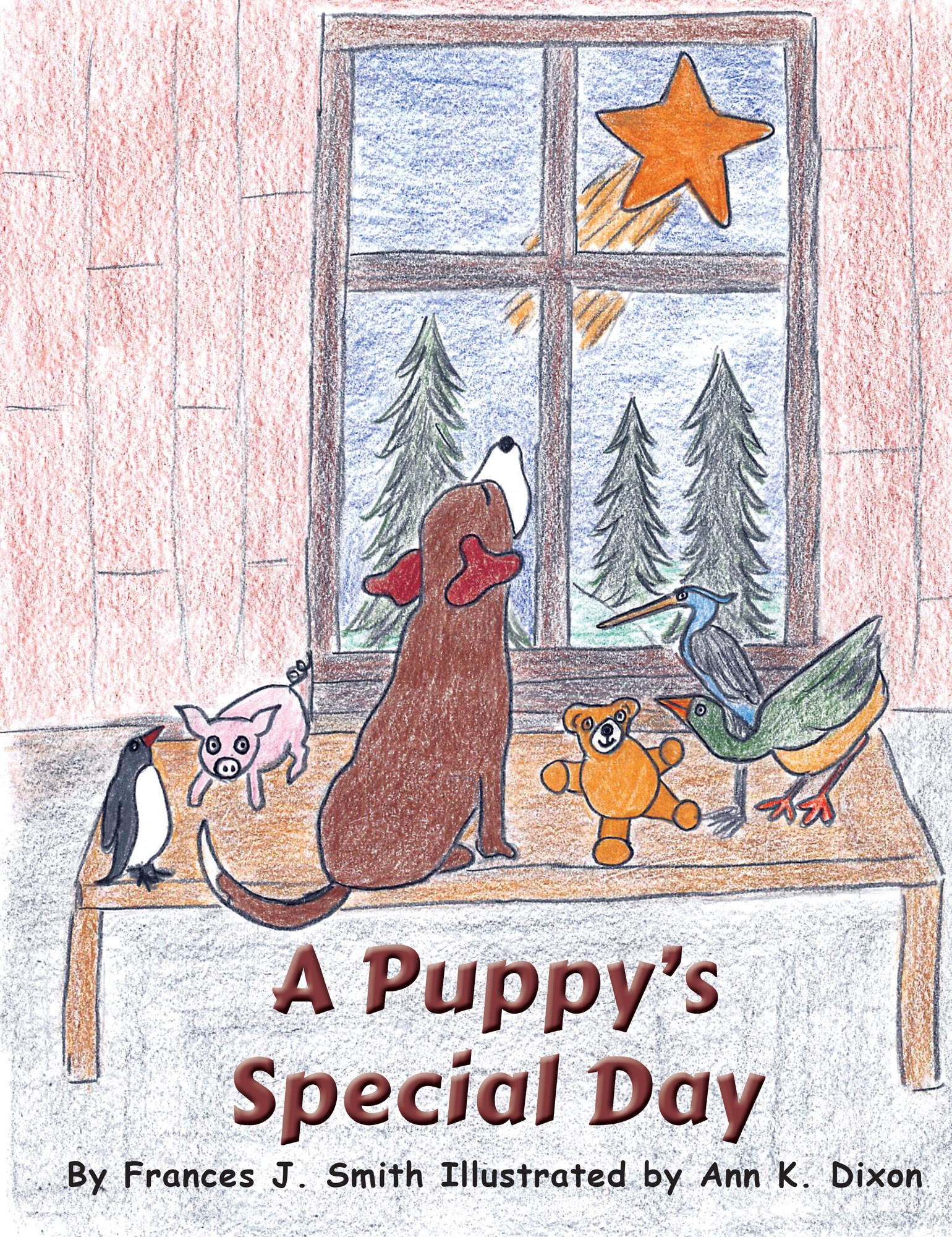 A Puppy's Special Day By Frances J. Smith in OutlooK-12 Magazine
