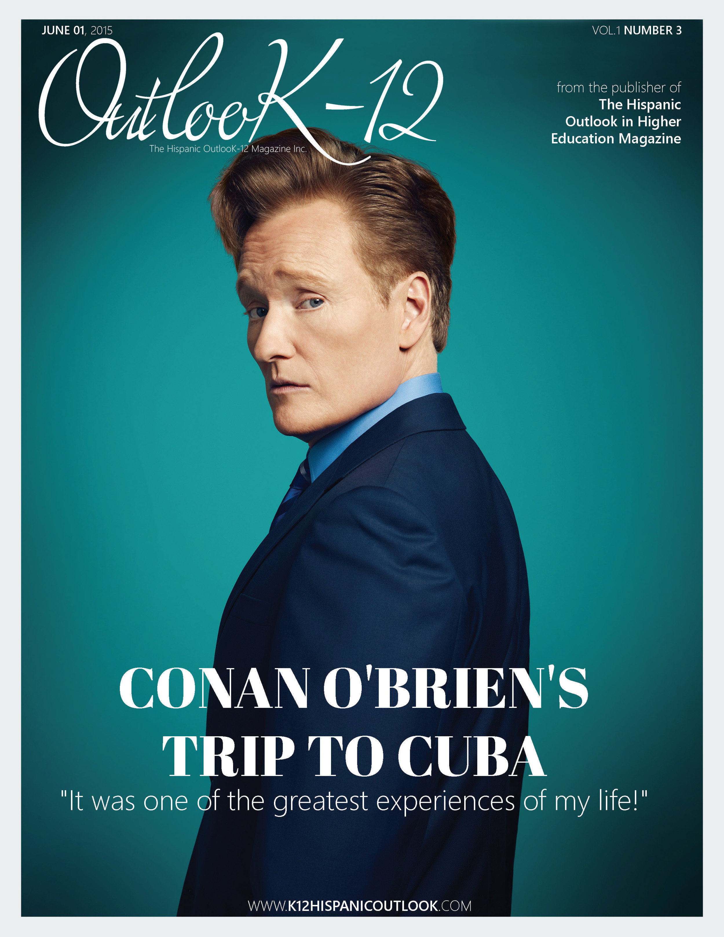 Connan O'Brien's trip to Cuba