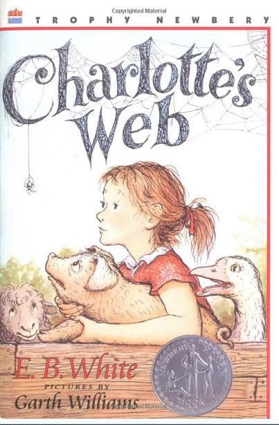 Charlotte's Web. OutlooK-12 Magazine