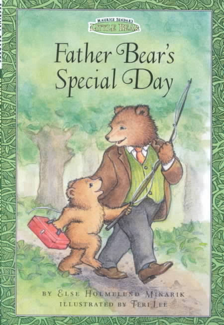 """""""Father Bear's Special Day"""""""