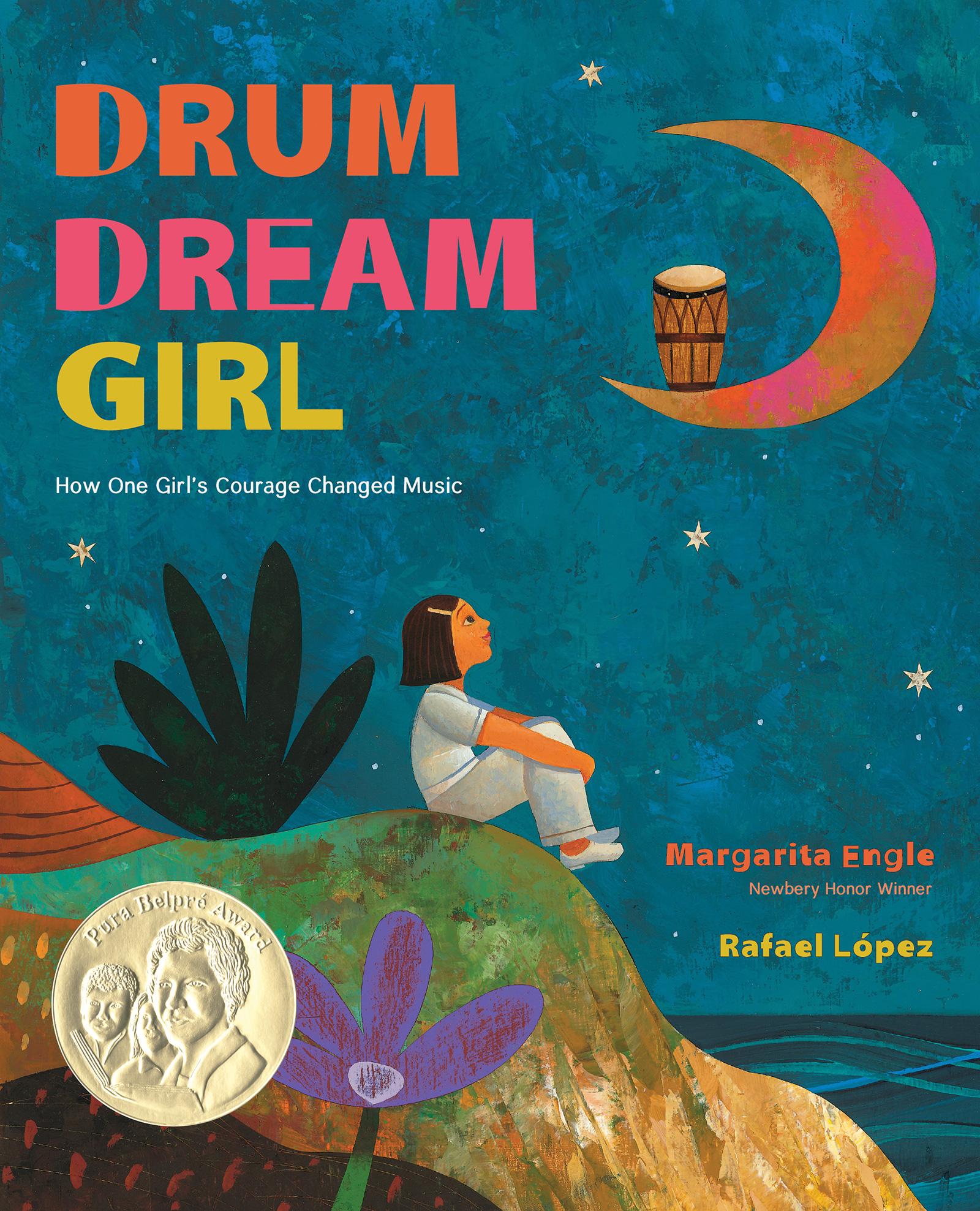 drum dream girl the hispanic outlooK-12 magazine