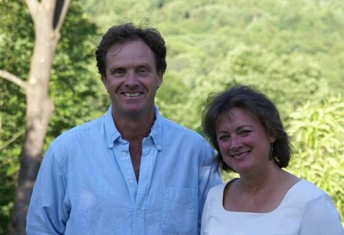 Ian Gribble + Catharine Cooke