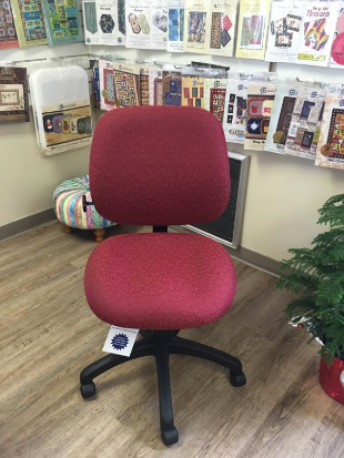 Available in all three sizes, in store at Chestnut Ridge Sewing.