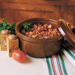 Calico Beans -