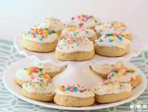 Betty's Buttermilk Cookies -