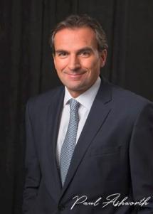 Paul Ashworth, President of BERNINA of America
