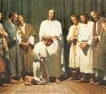 Jesus Ordains Apostles