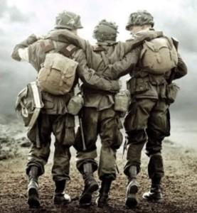 battle together