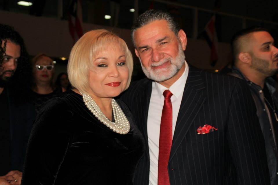 Apostles Mickey and Maggie Diaz Medina