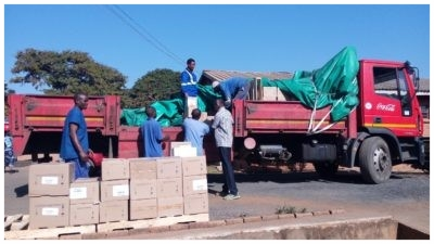 CitiHope delivers millions of dollars worth of medicines to Save Lives throughout the world
