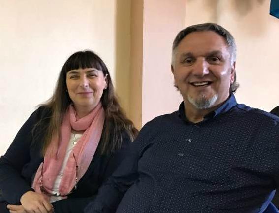 Damir and Marija Sicko Alic -