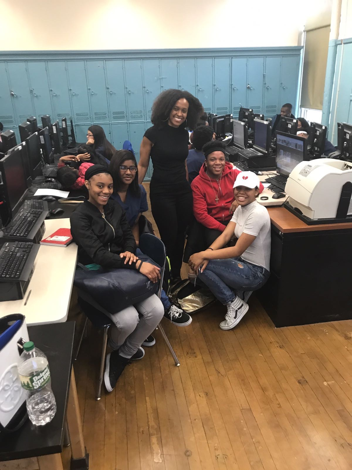 - Saran Nurse, Brooklyn business owner of Kikis Pet Spa & Grooming Boutiques. Inspiring our students to follow their dreams with a solid financial game plan.