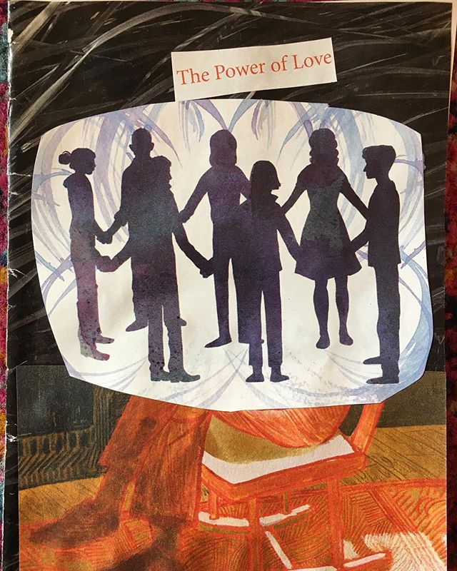 """Where love rules, there is no will to power; and where power predominates, there love is lacking. The one is the shadow of the other."" - #carljung . . . (Collage art/encouragement card made by a @temenosvermont client as a part of our 2019 community healing art project). . #motivationalquotes #inspirationalquotes #inspire #art #collage #artistsoninstagram #heal #health #wellness #happy #mindset #buddhist #buddhism #spirit #spirituality #love #soul #nature #sourceenergy #jung #jungian #soulcentered #psyche #symbols #dreams #dreamwork #self #depthpsychology"