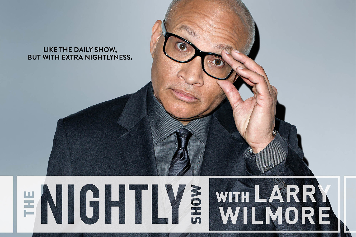 Comedy Central- The Nightly Show with Larry Wilmore
