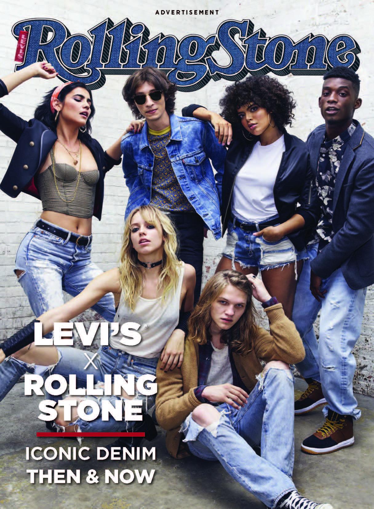 Levi's / Rolling Stone 50th Anniversary