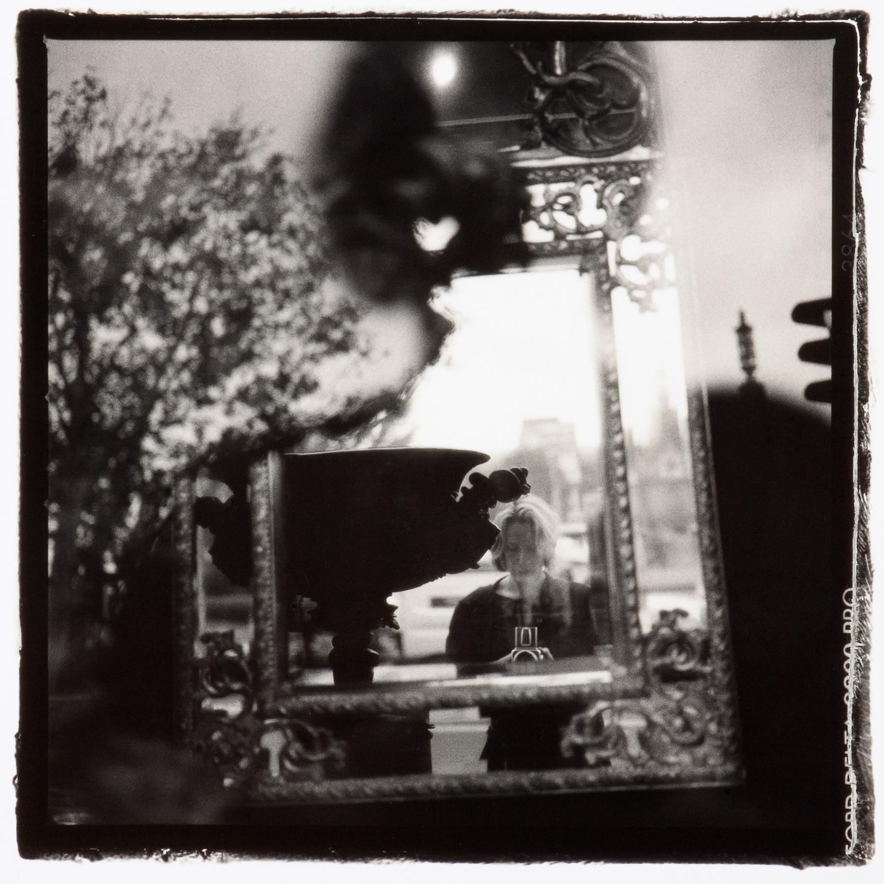 Self Portrait, Paris, France 2004