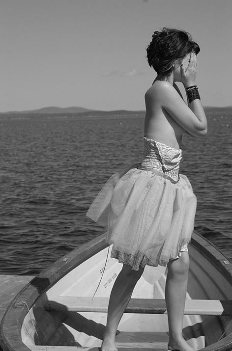 Grace Cherubino  College of the Atlantic, 2008  Multiples in Photography