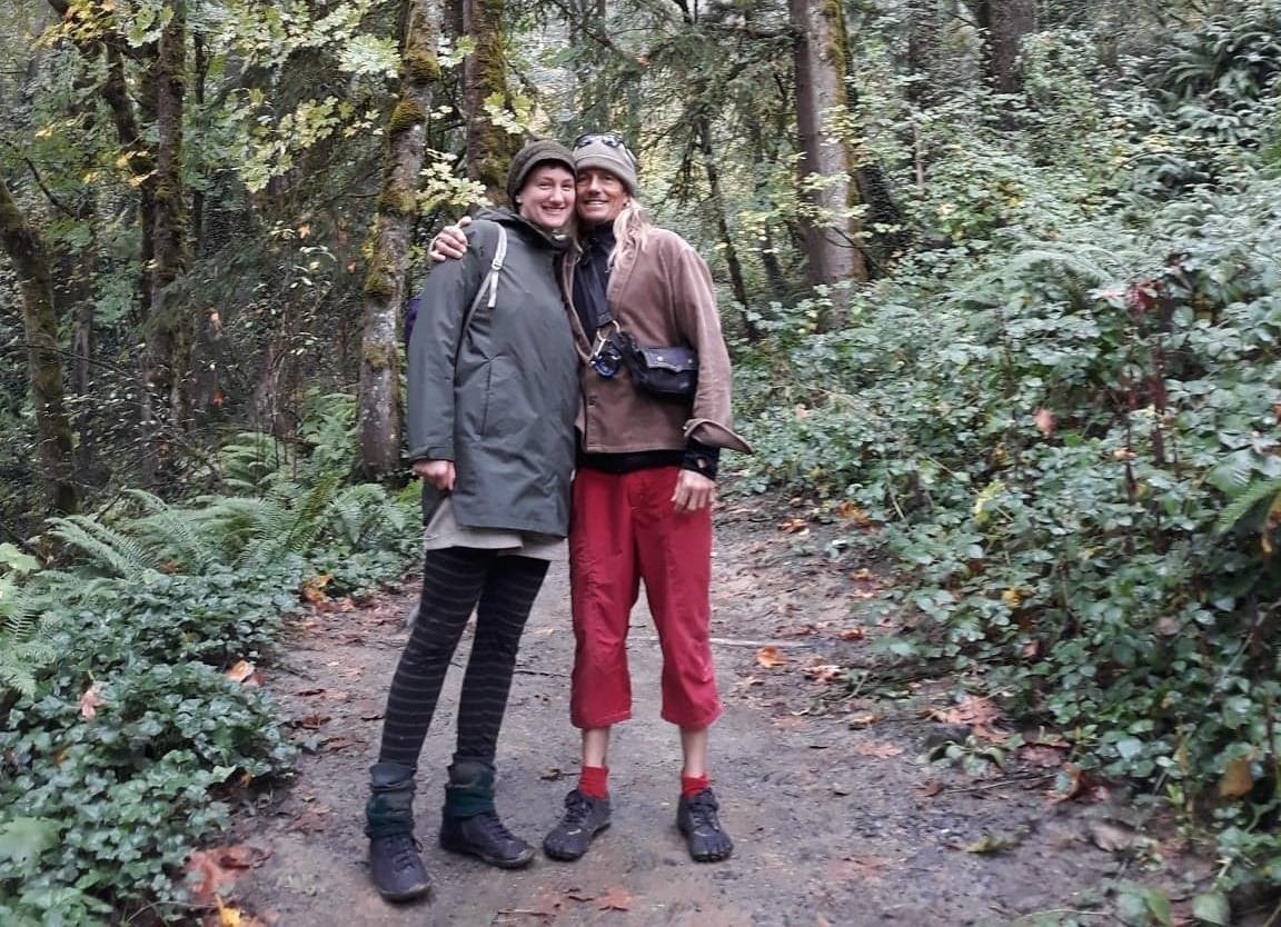 Clara and Gwyn Williams, Zenthai Shiatsu Founder