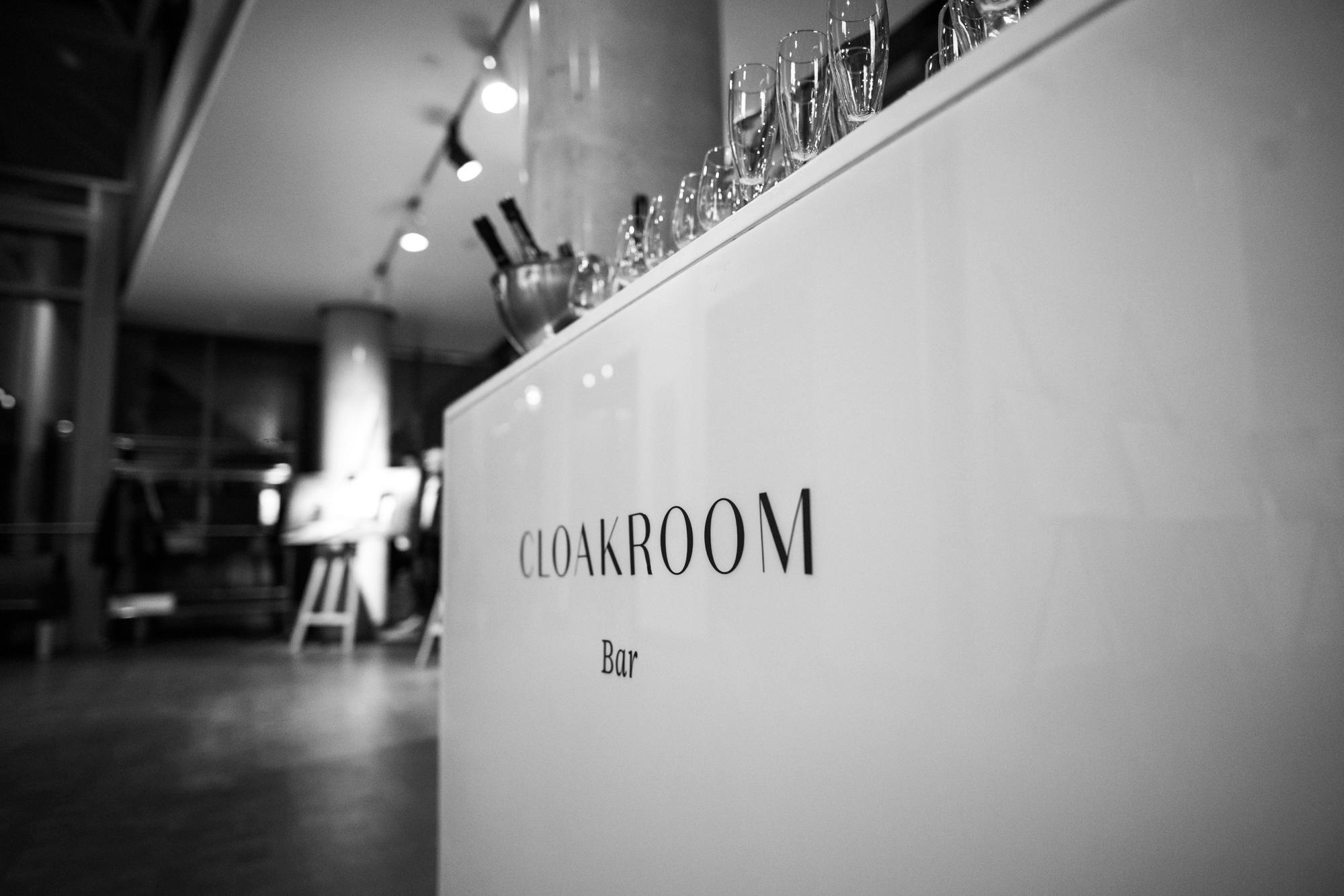 © Photo :  Maison Cloakroom