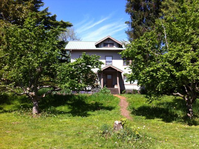Farmhouse built in 1912