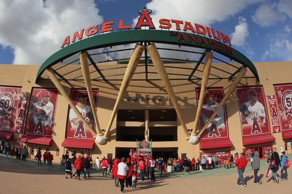 Angel Stadium (Anaheim, CA)