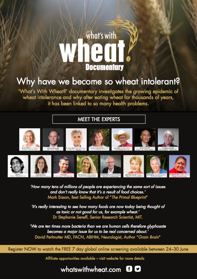 Source: What's With Wheat / Changing Habits