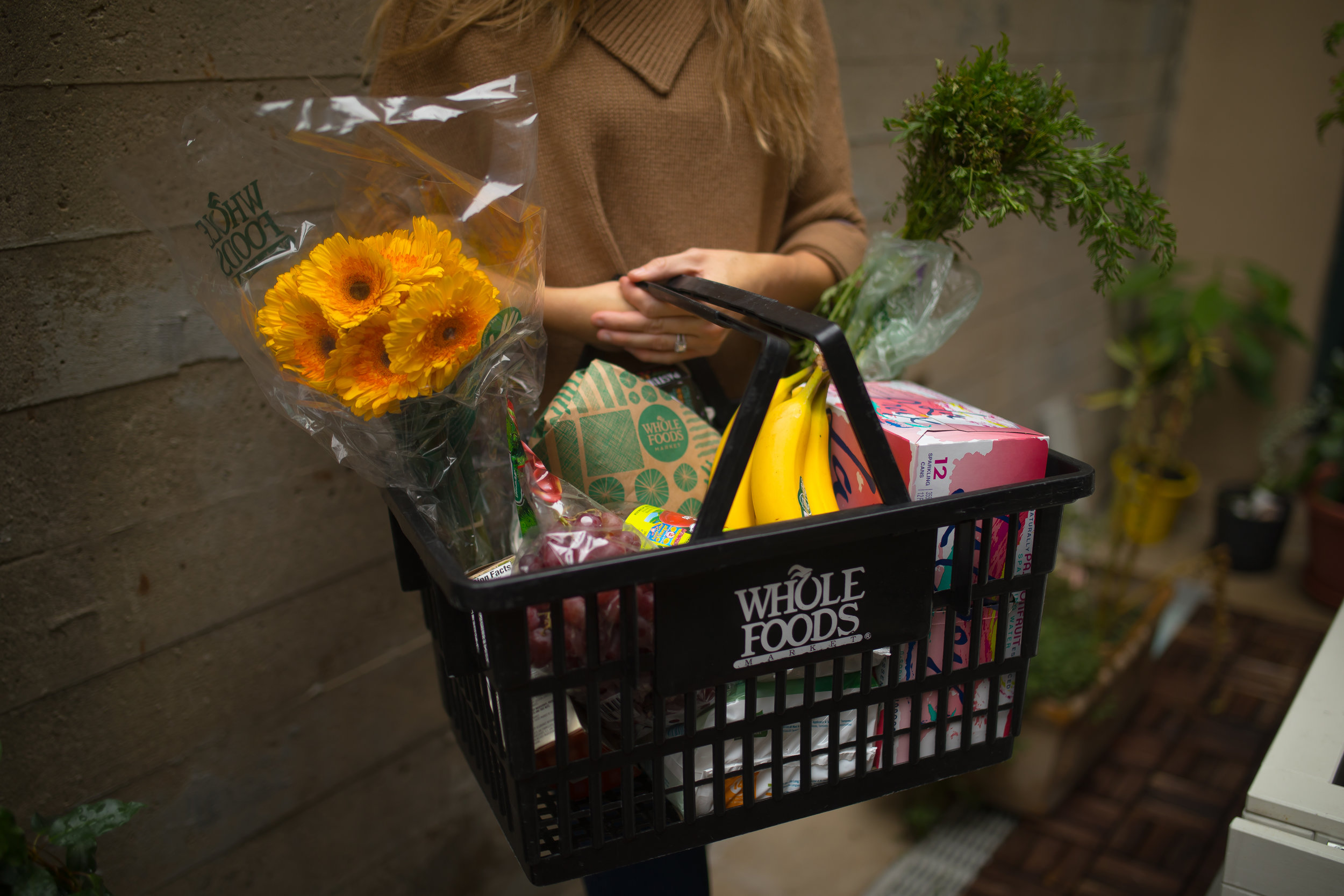 Some of her favorite things from WFM
