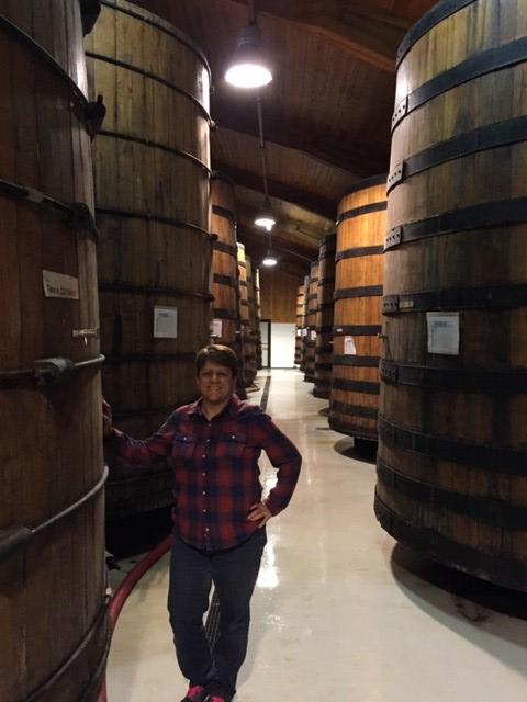 Italy Modena - Denigris Balsamic Vinegar Aging Barrells.jpg