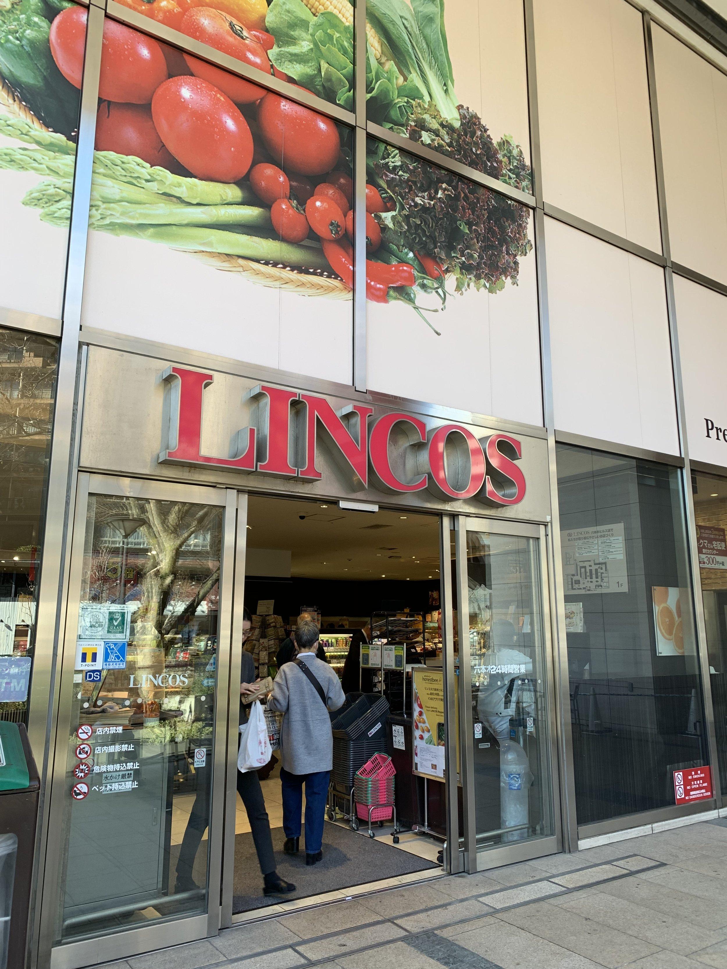 lincos japan supermarket