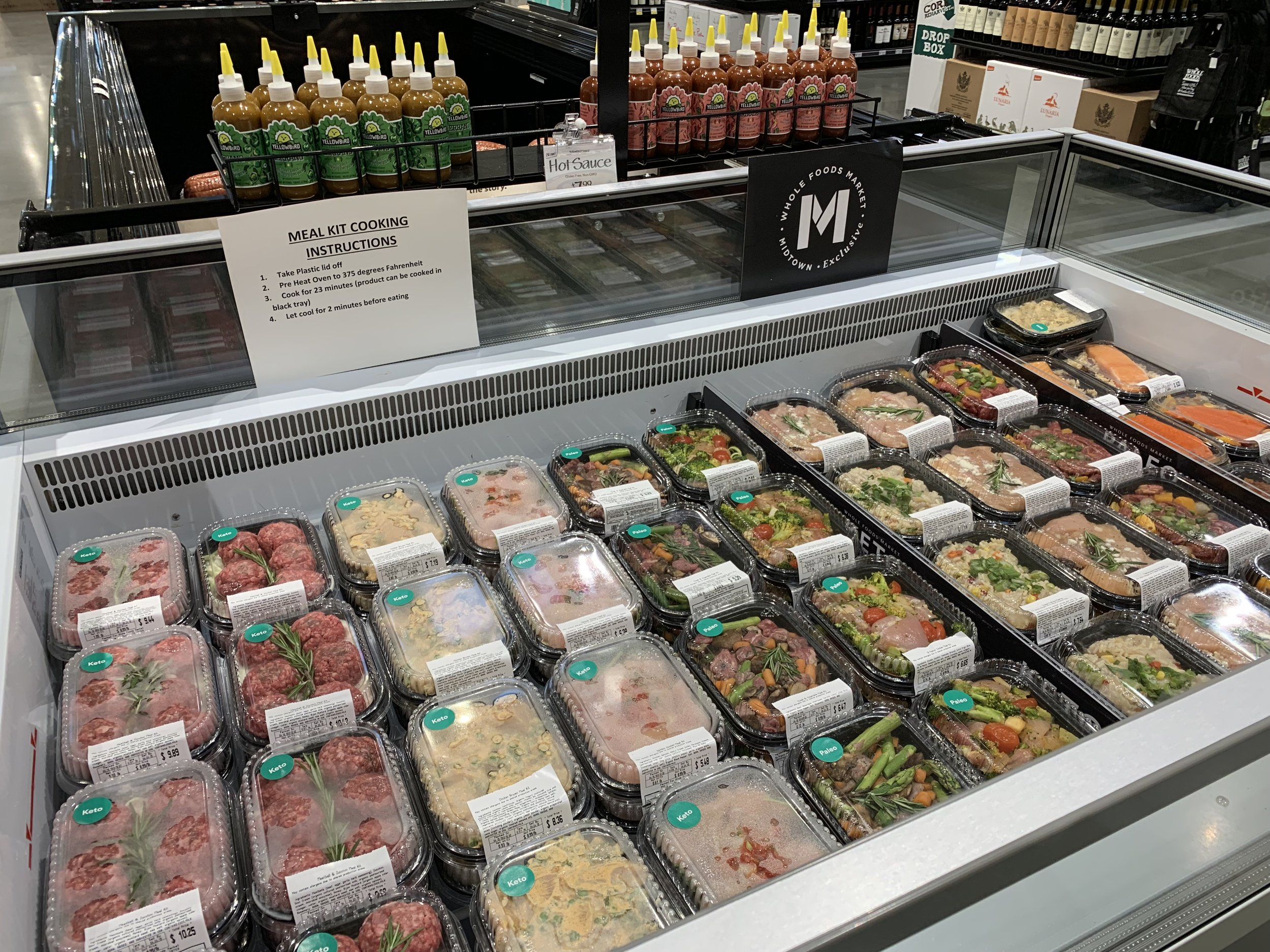 meal kits meat whole foods market atlanta