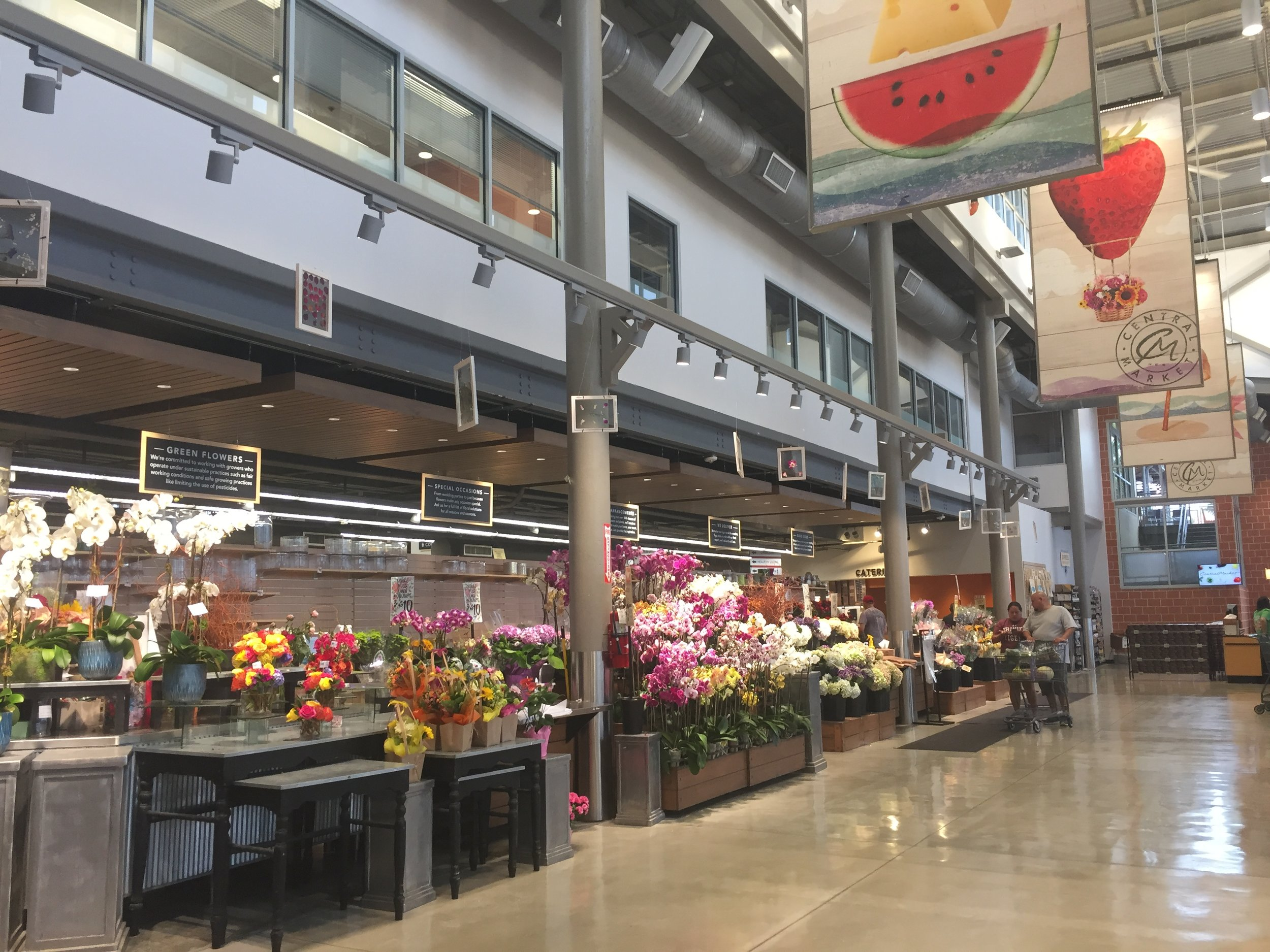 Central Market in Houston, Texas