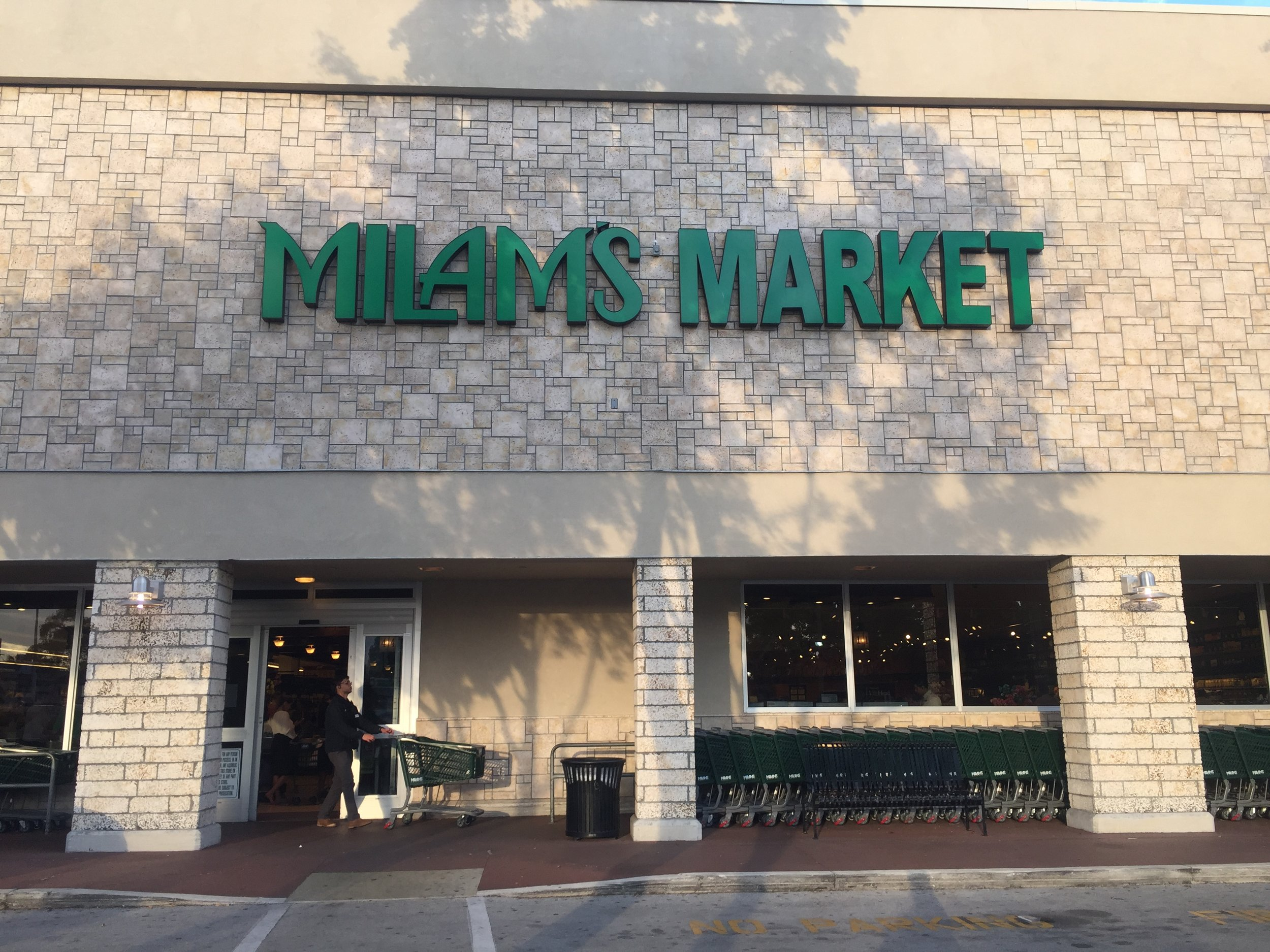 Milam's Market in Miami, Florida