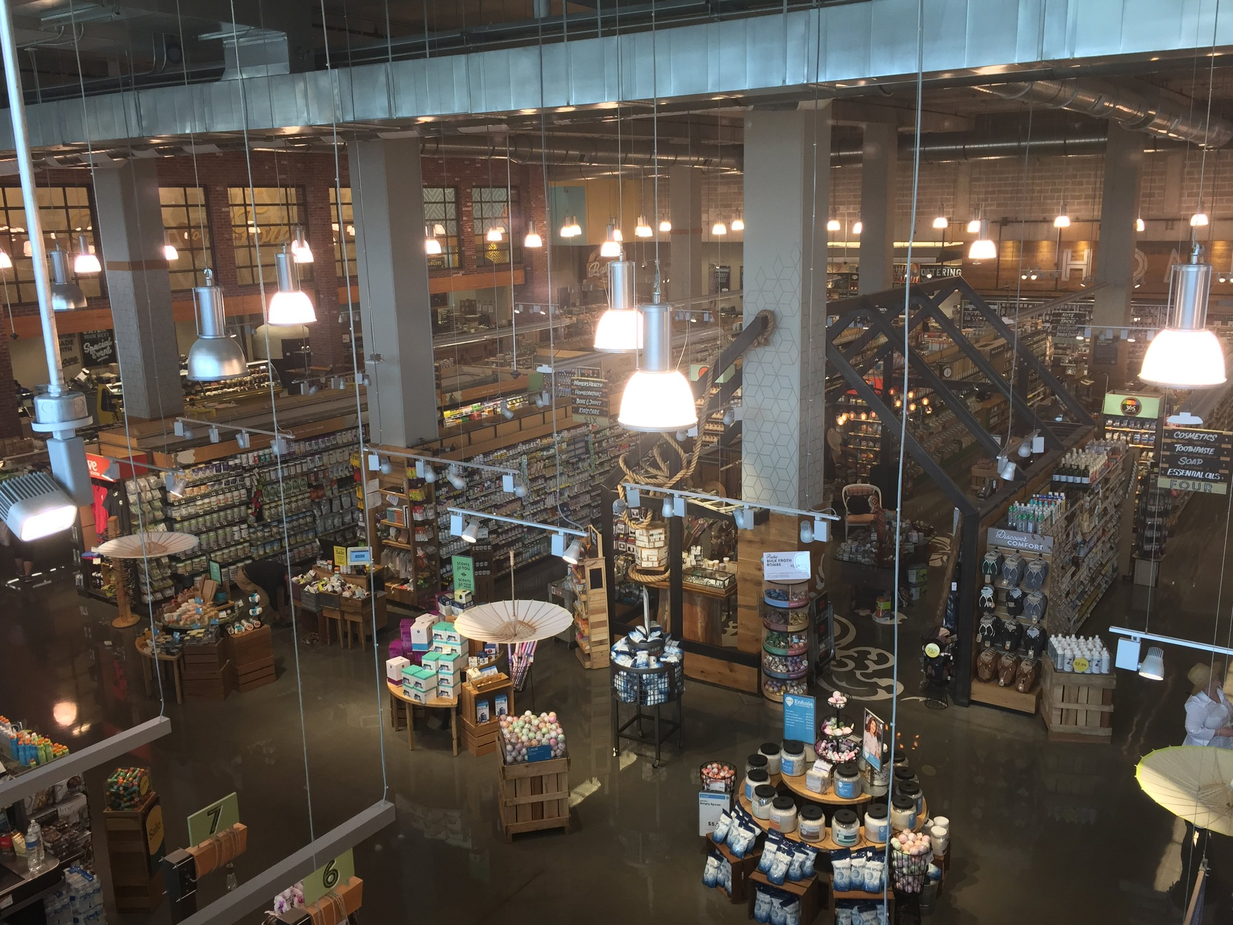 Whole Foods Market in Houston, Texas