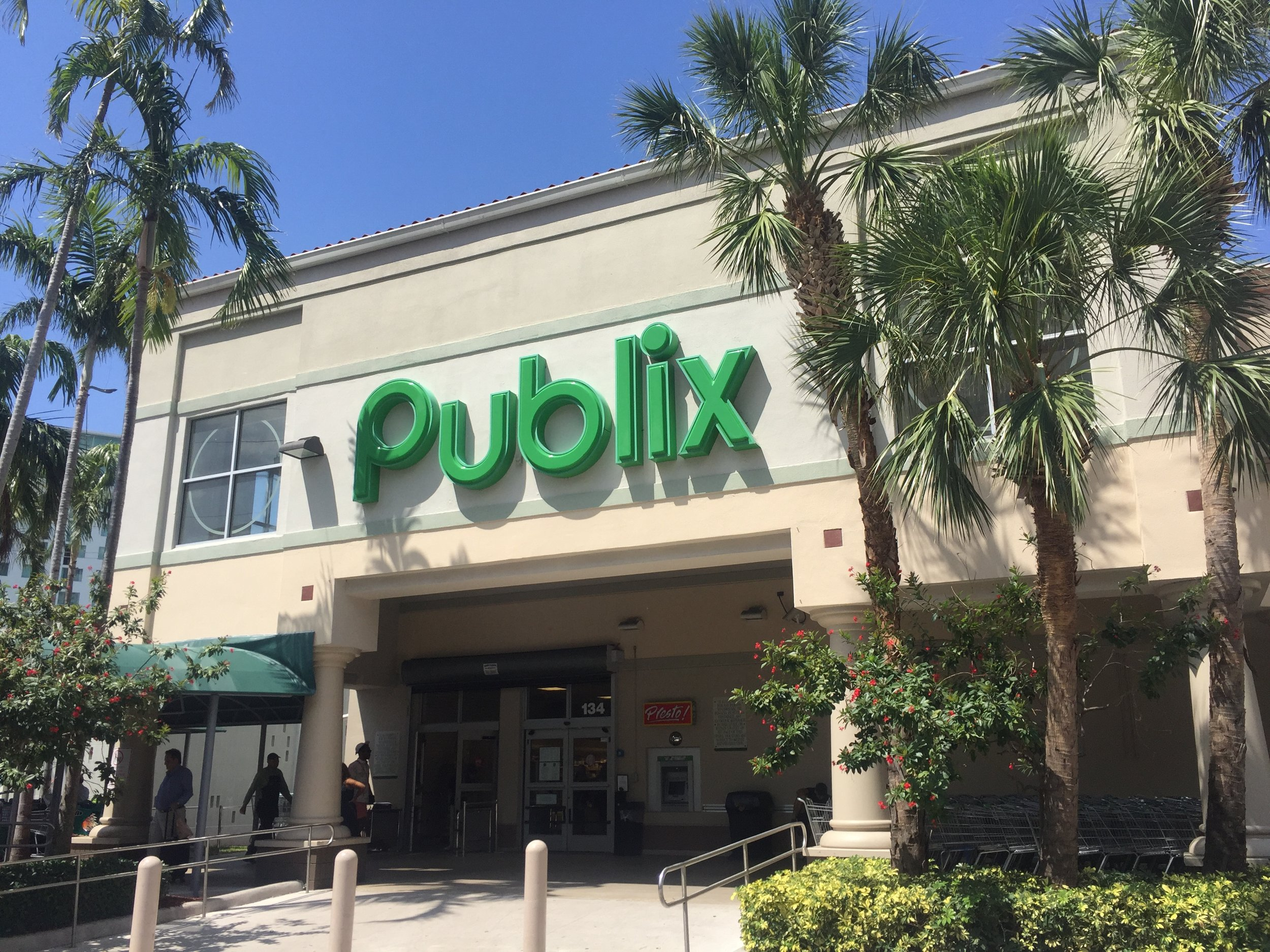 Publix in Miami, Florida