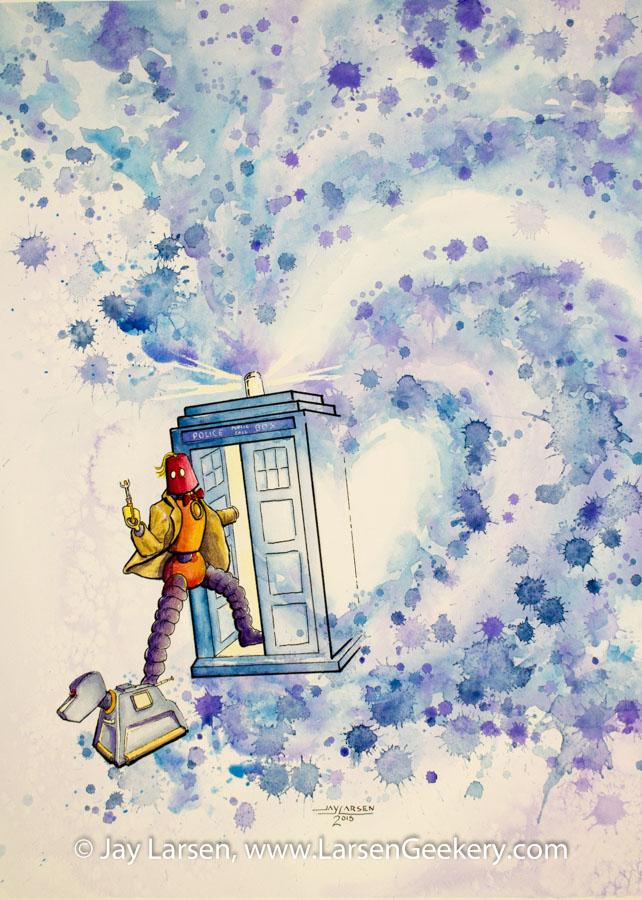 TARDIS Robot