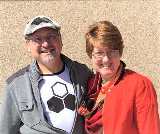 Jay and Evelyn Larsen, Reno, NV