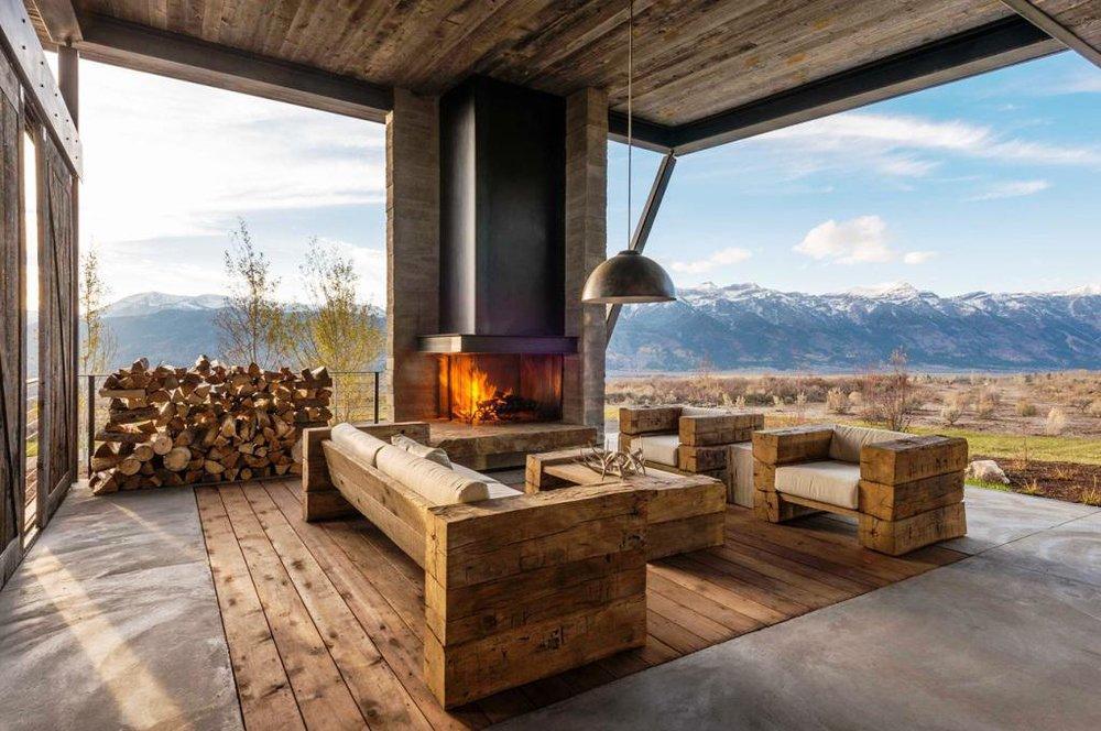 Sofun, Modern Rustic Furniture Images