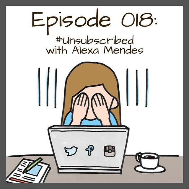🌿 Nature Unplugged Podcast: Episode 018: #Unsubscribed with Alexa Mendes. In this episode we speak with Alexa Mendes about her recent book #Unsubscribed: How I am thriving in high school without social media (and you can, too). We explore tips on how to manage social media (at any age), FOMO, and the importance of spending some time unplugged. Link in bio 👆  https://www.natureunplugged.com/podcast/2019/10/7/episode-018-interview-with-alexa-mendes  #NatureUnplugged #Nature #Unplugged #Unplug #Digital #Student #HighSchool #Unsubscribed #Health #Technology #Wellness #Parenting #Screentime #Naturetime #SelfCare #Mindfulness #MicroAdventure #Socialmedia #DigitalAge #Podcast #Fomo #Podcasting @sebastianslovin @natureunplugged @mohalovin @kellieshay