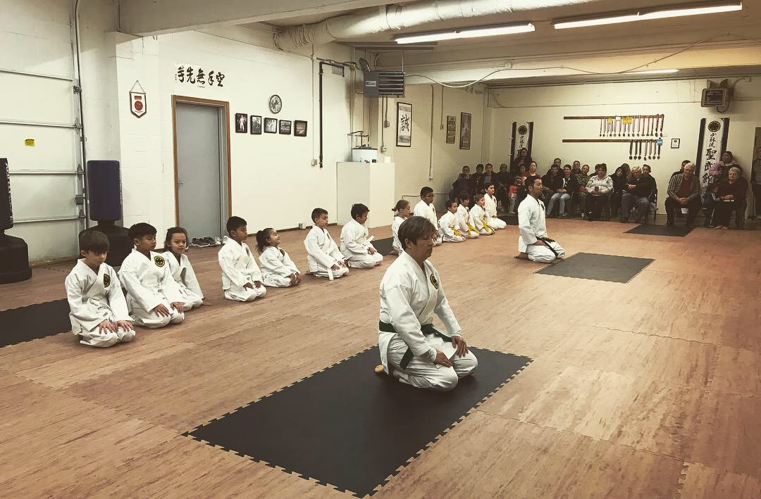 Respect - The environment is accepting and communal. Respect is a core value in martial arts. Students are expected to show it for their instructor and their peers. Negativity is generally not tolerated in class, and students are encouraged to support each other.